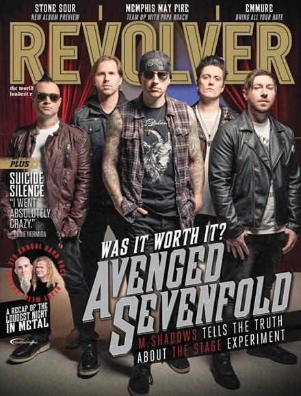 Revolver Cover - 2/1/2017