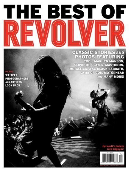 Revolver Cover - 6/1/2017