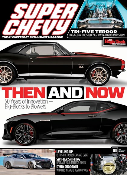Super Chevy Cover - 9/1/2017