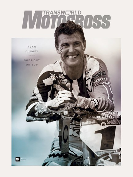 Transworld Motocross Cover - 8/1/2017