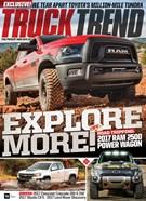 Truck Trend Magazine 9/1/2017