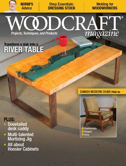 Woodcraft Cover - 6/1/2017