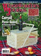 Woodworker's Journal Magazine 8/1/2017