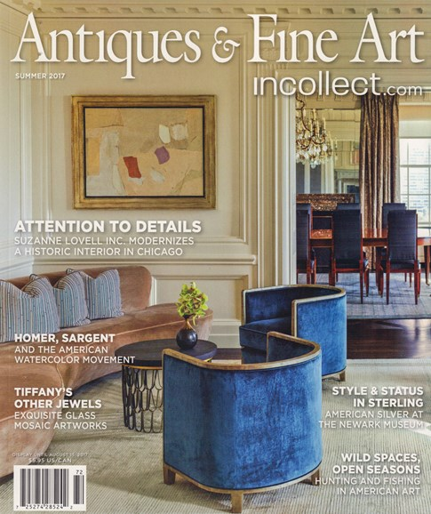 Antiques & Fine Art Cover - 6/1/2017