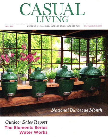 Casual Living Cover - 5/1/2017