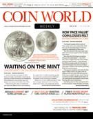 Coin World Magazine 6/19/2017