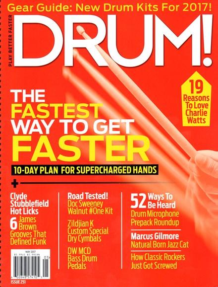 Drum! Cover - 5/1/2017