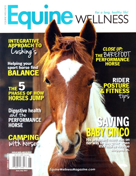 Equine Wellness Cover - 6/1/2017