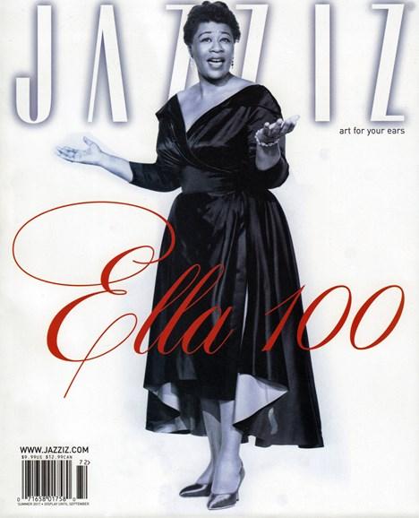 Jazziz Cover - 6/1/2017