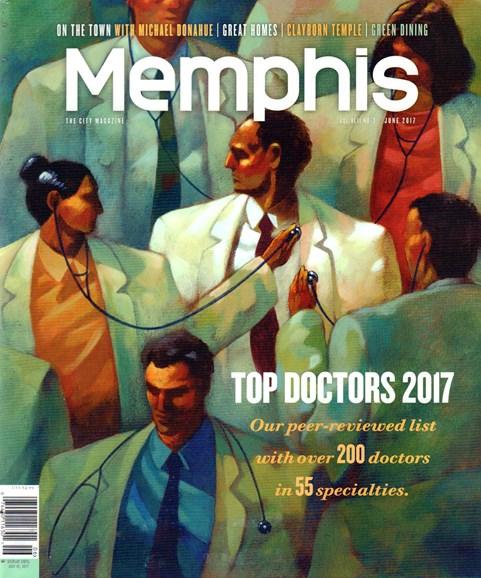 Memphis Cover - 6/1/2017