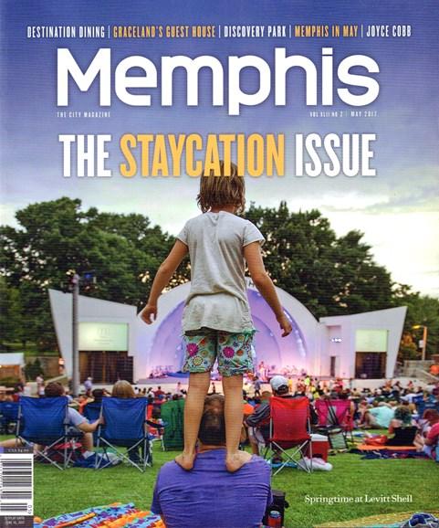 Memphis Cover - 5/1/2017