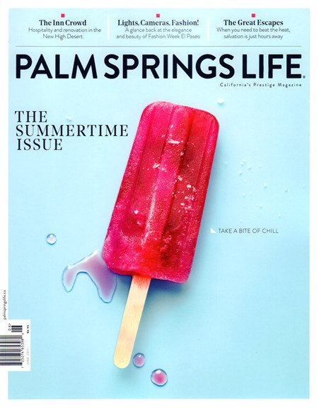 Palm Springs Life Cover - 6/1/2017