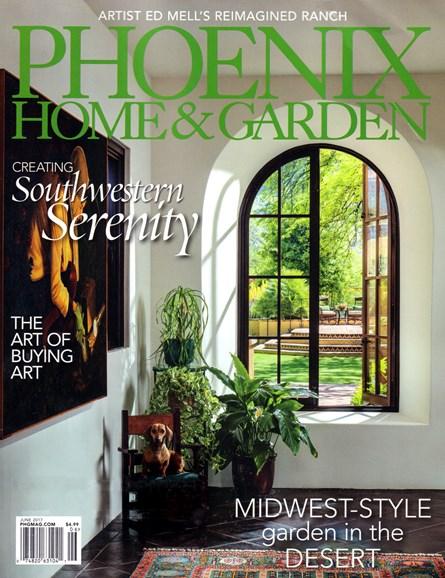 Phoenix Home & Garden Cover - 6/1/2017