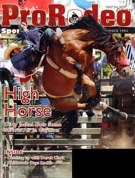 Pro Rodeo Sports News Cover - 5/26/2017