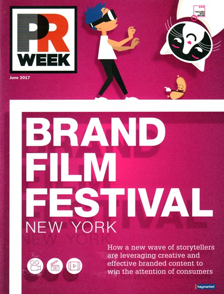 PRWeek Cover - 6/1/2017