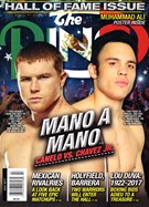 Ring Boxing Magazine 7/1/2017
