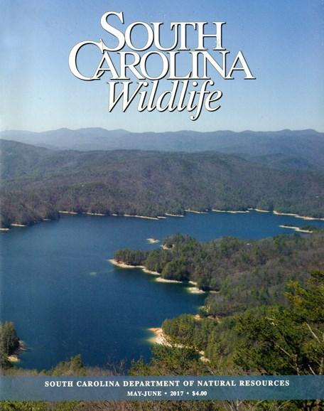 South Carolina Wildlife Cover - 5/1/2017
