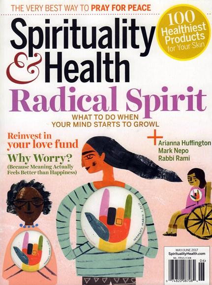 Spirituality & Health Cover - 5/1/2017
