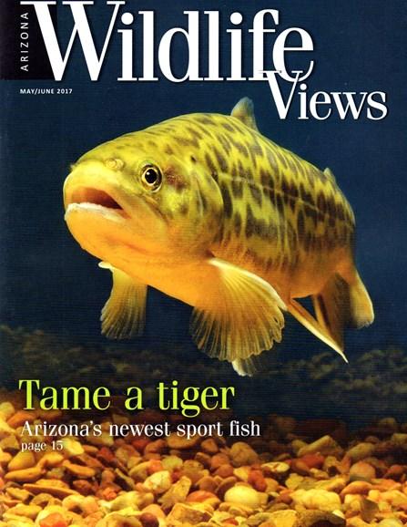 Arizona Wildlife Views Cover - 5/1/2017