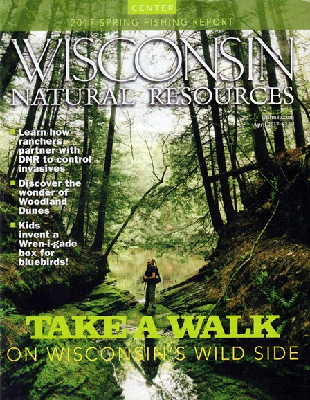 Wisconsin Natural Resources Cover - 4/1/2017