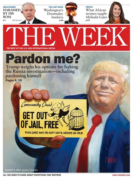 The Week Cover - 8/4/2017