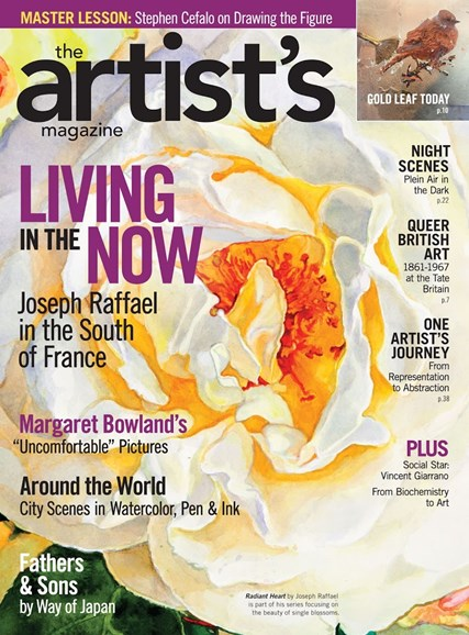 Artists Cover - 9/1/2017