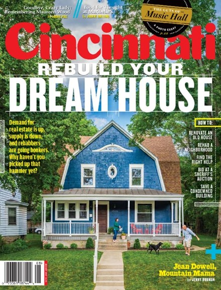 Cincinnati Cover - 8/1/2017