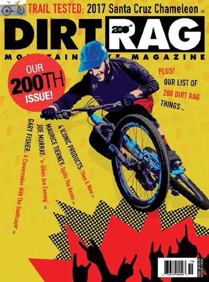 Dirt Rag Cover - 9/1/2017
