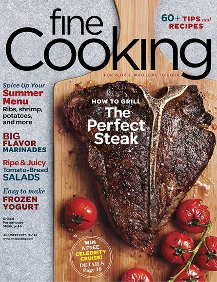 Fine Cooking Cover - 8/1/2017