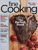 Fine Cooking Magazine 8/1/2017