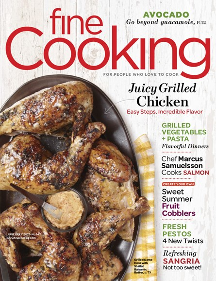 Fine Cooking Cover - 6/1/2017