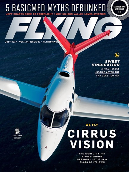 Flying Cover - 7/1/2017