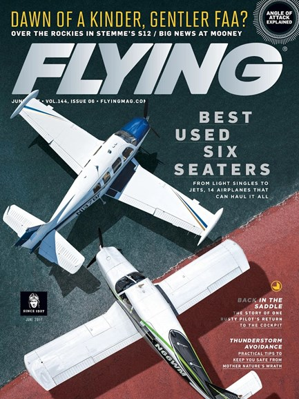Flying Cover - 6/1/2017