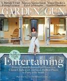 Garden & Gun Magazine 8/1/2017