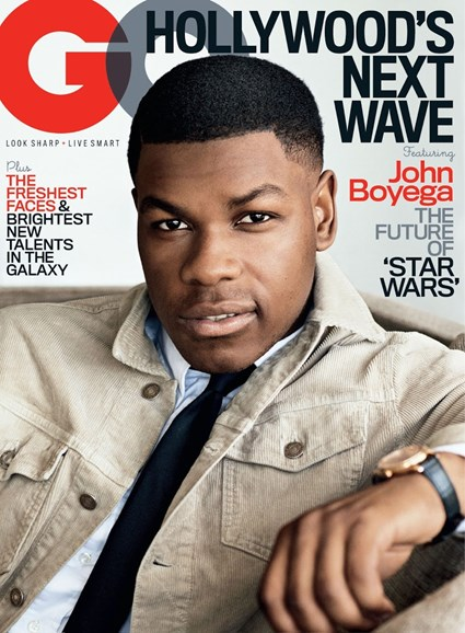 Gentlemen's Quarterly - GQ Cover - 8/1/2017