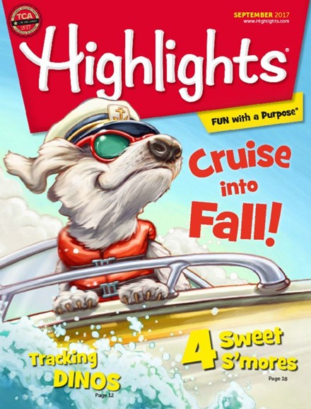 Highlights Cover - 9/1/2017