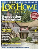 Log Home Living Magazine 9/1/2017
