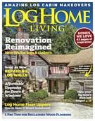 Log Home Living Magazine 9/1/2017