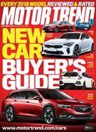 Motor Trend Magazine 9/1/2017