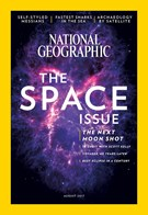 National Geographic Magazine 8/1/2017