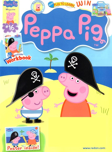 Peppa Pig Cover - 5/1/2017