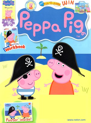 Peppa Pig | 5/1/2017 Cover