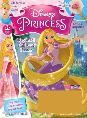 Disney Princess Magazine | 5/1/2017 Cover