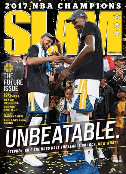 Slam Cover - 9/1/2017