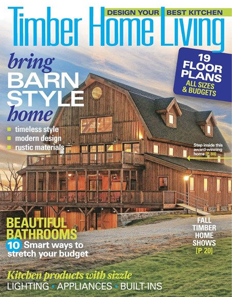 Timber Home Living Cover - 9/1/2017
