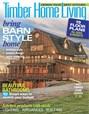Timber Home Living Magazine   9/2017 Cover