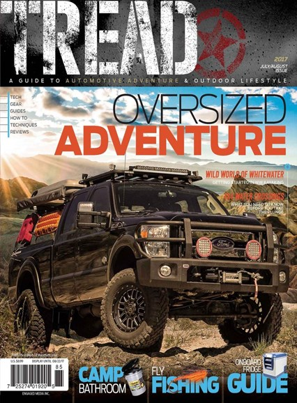 Tread Cover - 7/1/2017