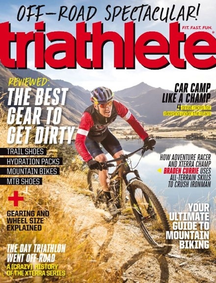 Triathlete Cover - 8/1/2017