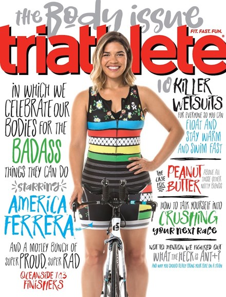 Triathlete Cover - 7/1/2017