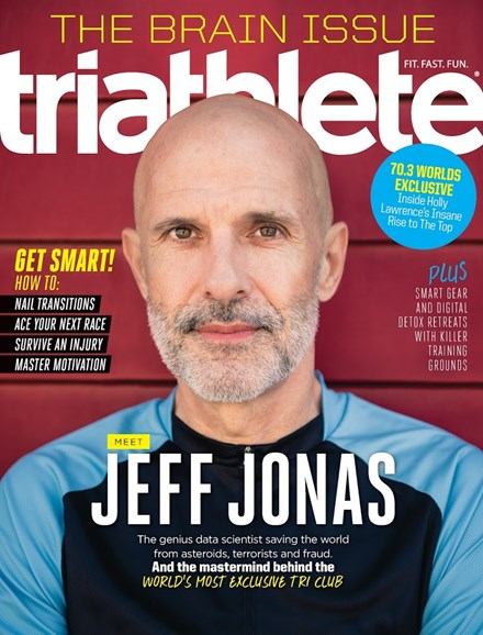 Triathlete Cover - 9/1/2017